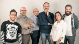 i proff. Di Pietro Santino, Chillemi Massimo, Galletta Francesco e Scolaro Lucia