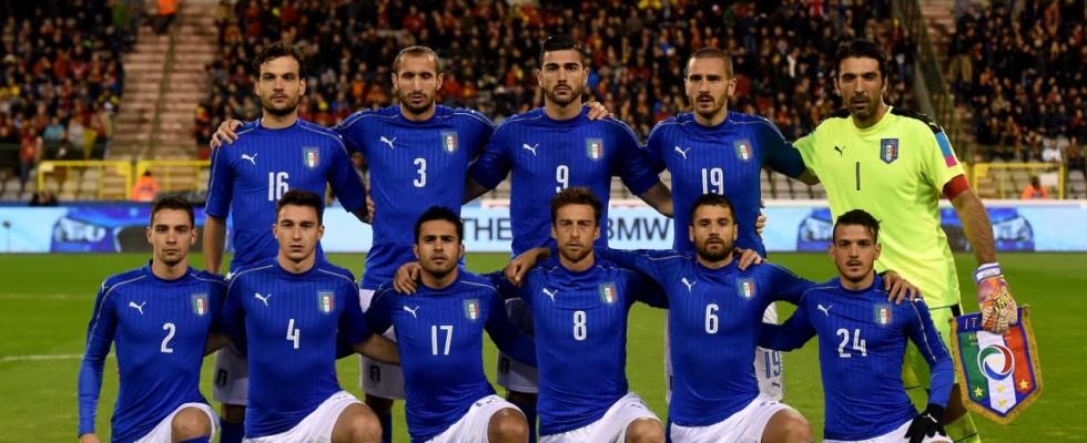 la nazionale e il medioevo del calcio italiano