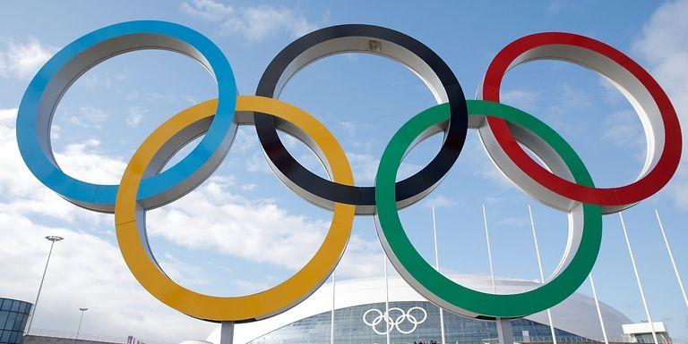 I GIOCHI OLIMPICI: ieri e oggi Олимпийские Кольца