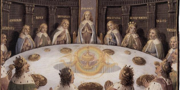 Re art tra letteratura e leggenda - Re artu ei cavalieri della tavola rotonda ...
