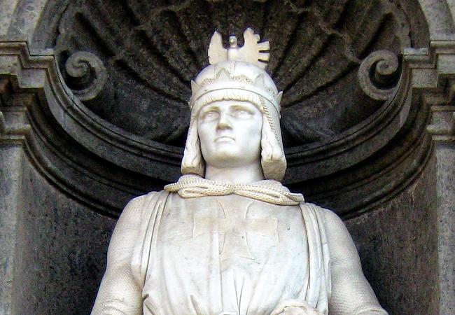 Federico II di Svevia, sovrano affascinante —