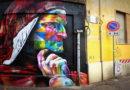 La Street Art e…Dante