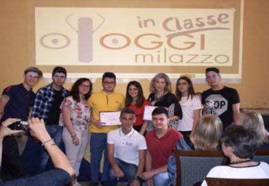 Premiati gli alunni del Majorana al concorso OggiMilazzoInClasse