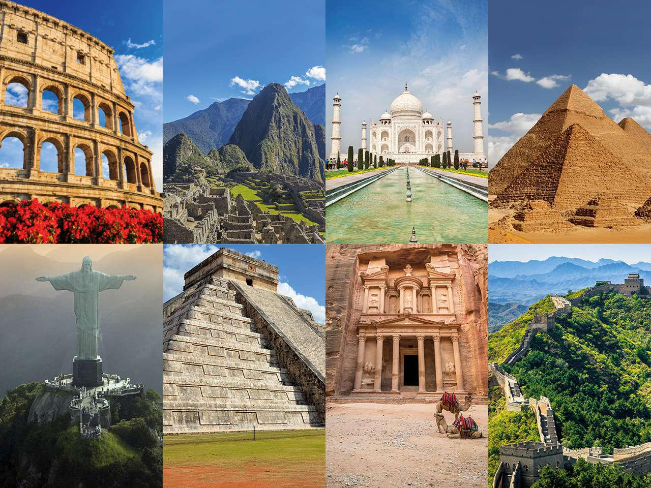 New7Wonders Foundation's Seven Wonders of the World ...  |7 Wonders Of The World 2012 With Name