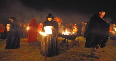 Le antiche origini della festa di Halloween