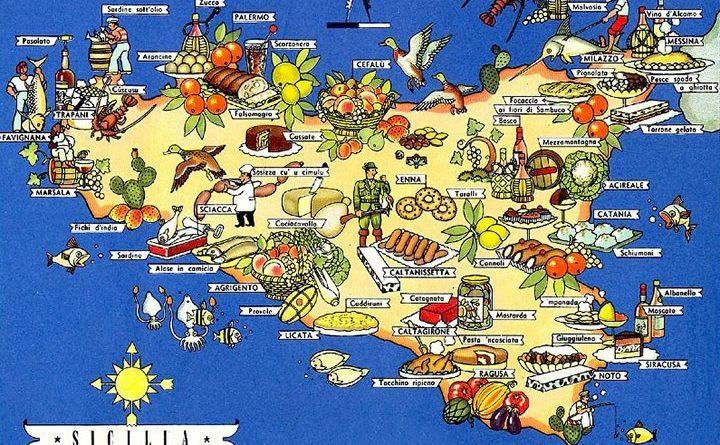 La cucina arabo siciliana una contaminazione vincente for Cucina siciliana