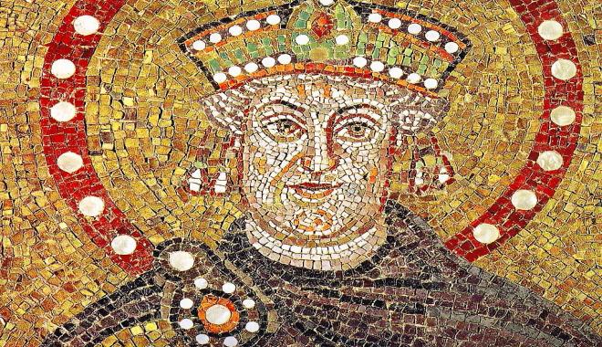 Giustiniano intendeva restaurare il dominio romano nel Mediterraneo, rilanciando l'idea di un impero universale