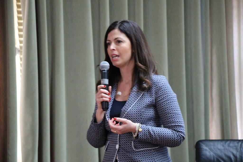 Sen. Barbara Floridia