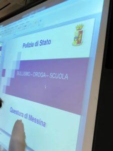 Lezione di vita: Il vice commissario Bongiovanni ci parla di Bullismo e Droga
