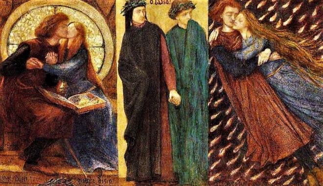 Paolo e Francesca: storia di un amore proibito