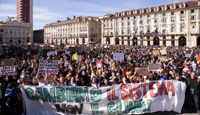 Friday for Future: 15/3/2019 manifestazioni contro cambiamenti climatici