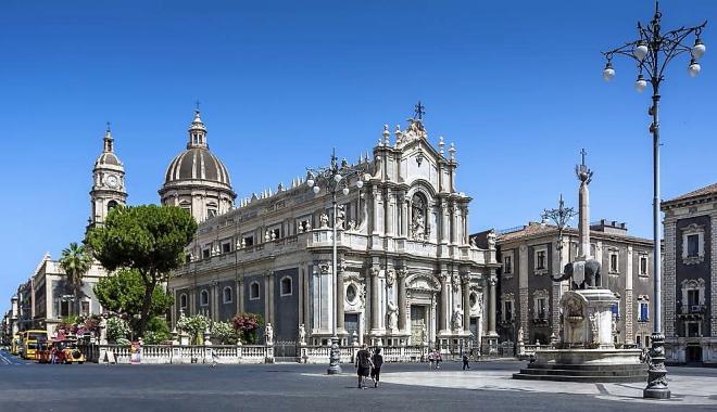 Viaggio d'istruzione: direzione Catania