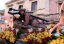 """La storia dell'antica varetta """"U Signuri a' cascata"""" di Pozzo di Gotto"""