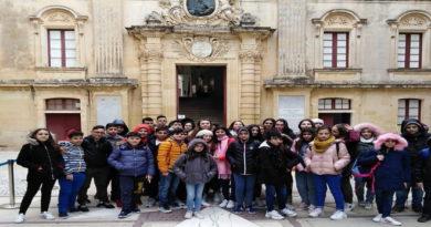 Stage a Malta per l'Istituto Comprensivo di Santa Lucia del Mela