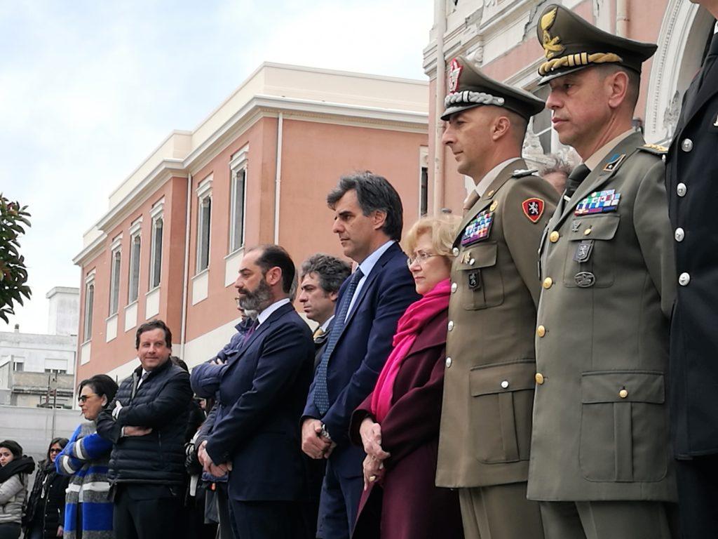"""Inaugurati il convegno e la mostra su """"L'Italia dalla Grande Guerra al primo dopoguerra"""""""