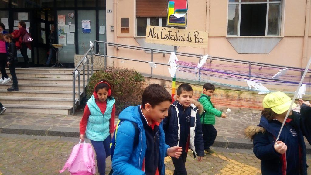 """Il CESV Messina ha riconosciuto il I° premio per la sezione Scuola Primaria alla classe IV A """"Don Bosco"""", dell'Istituto Comprensivo di Pace del Mela"""