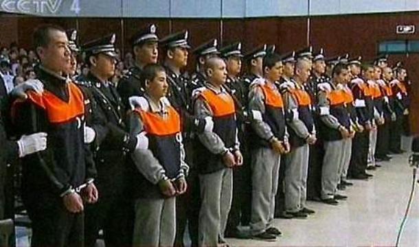 In Cina la pena di morte è legale