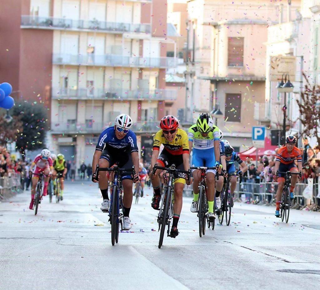 Davide Aricò, la passione per il ciclismo e l'orgoglio di un altro campione al Majorana!