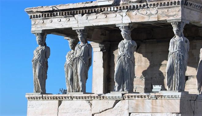 L'arte classica è la radice dell'architettura europea