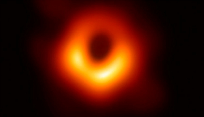 Buco nero, per la prima volta una fotografia unica nel suo genere