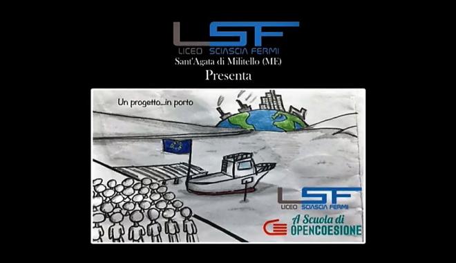 """""""Fermialporto"""" il team del Liceo Sciascia-Fermi, il monitoraggio continua"""
