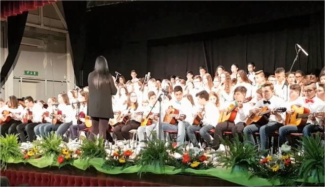 Comprensivo Torregrotta: un anno di successi per Coro e Orchestra