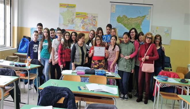 """""""Albino Luciani"""", gli alunni si interrogano sul futuro dell'Unione Europea"""