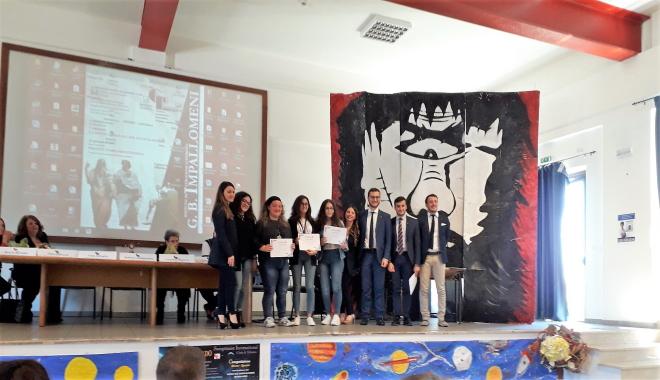 Il tema del dono e la sensibilità degli alunni del Majorana