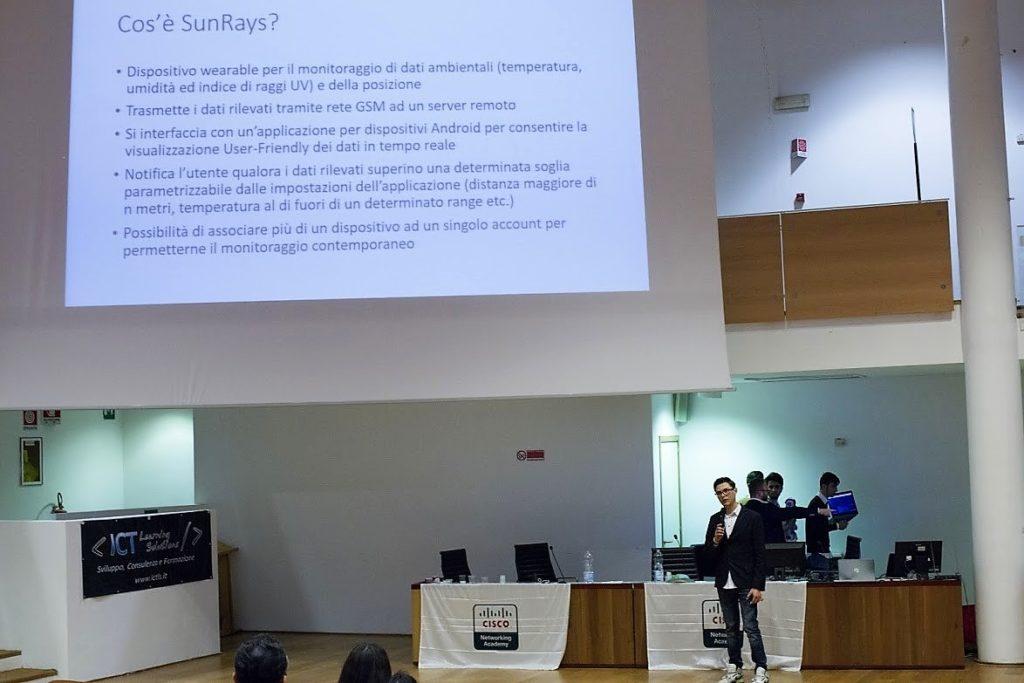 CISCO Italian Academy Conference 2019 a Catania