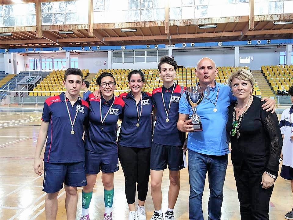 Il Badminton al Majorana: una storia di successi