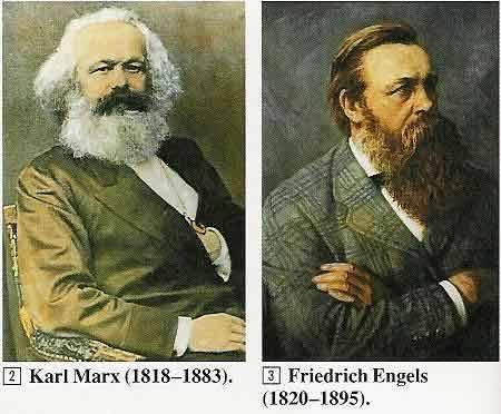 Karl Marx e la nascita del pensiero socialista e del movimeto operaio