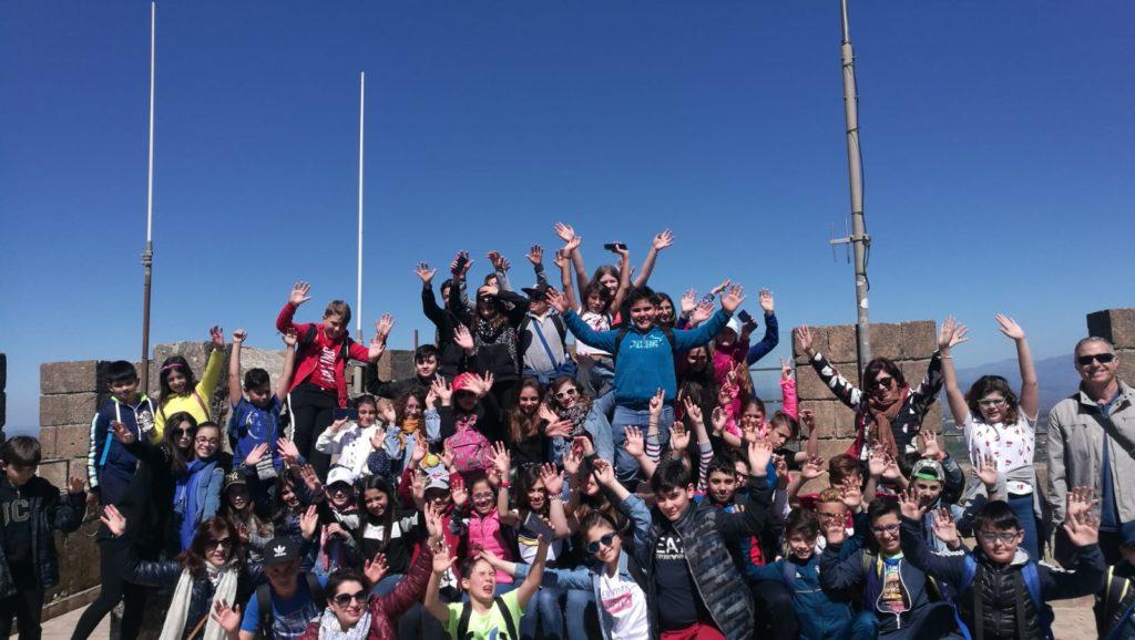 Enna e Piazza Armerina le mete per gli alunni della Foscolo