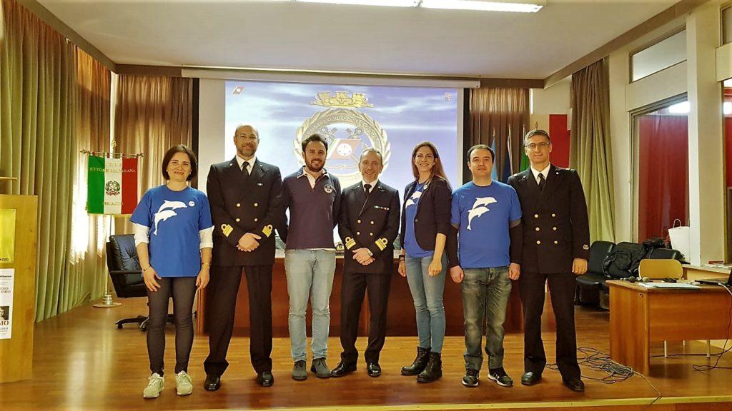 La Guardia costiera incontra gli studenti del Majorana