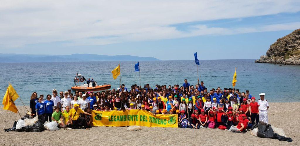 """""""Plastic Free"""" un motto per salvare il mare: il Majorana c'è!"""