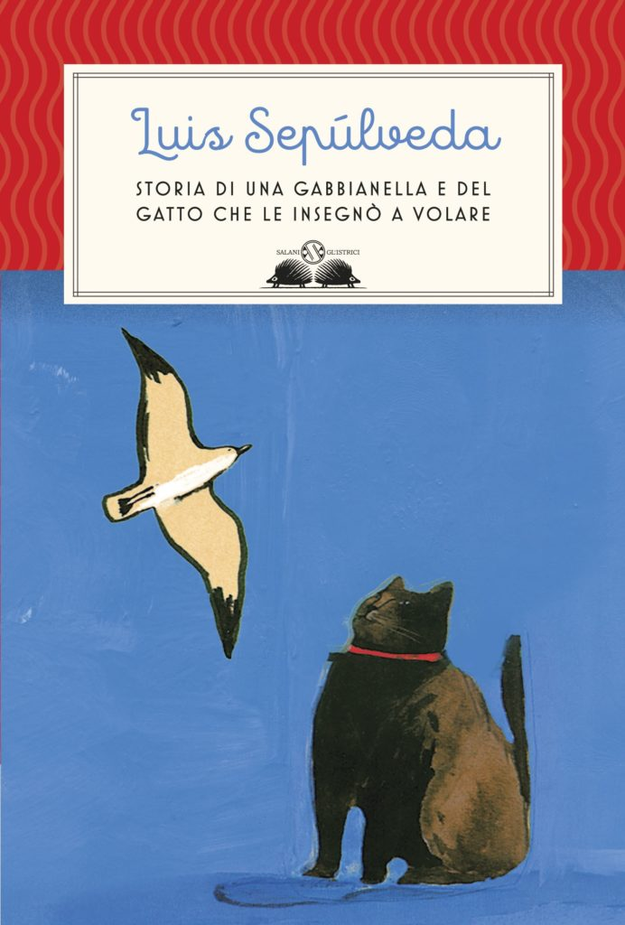 Storia della gabbianella e del gatto che le insegnò a volare