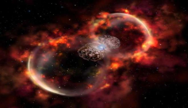 I più grandi fuochi d'artificio cosmici ripresi dal telescopio Hubble