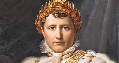 Napoleone Bonaparte, mito dalla gloria senza fine