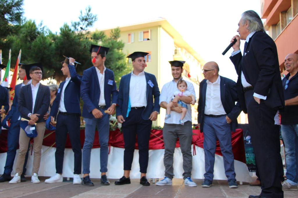 MAJORANA: i primi diplomati dell'ex aeronautico in provincia di Messina