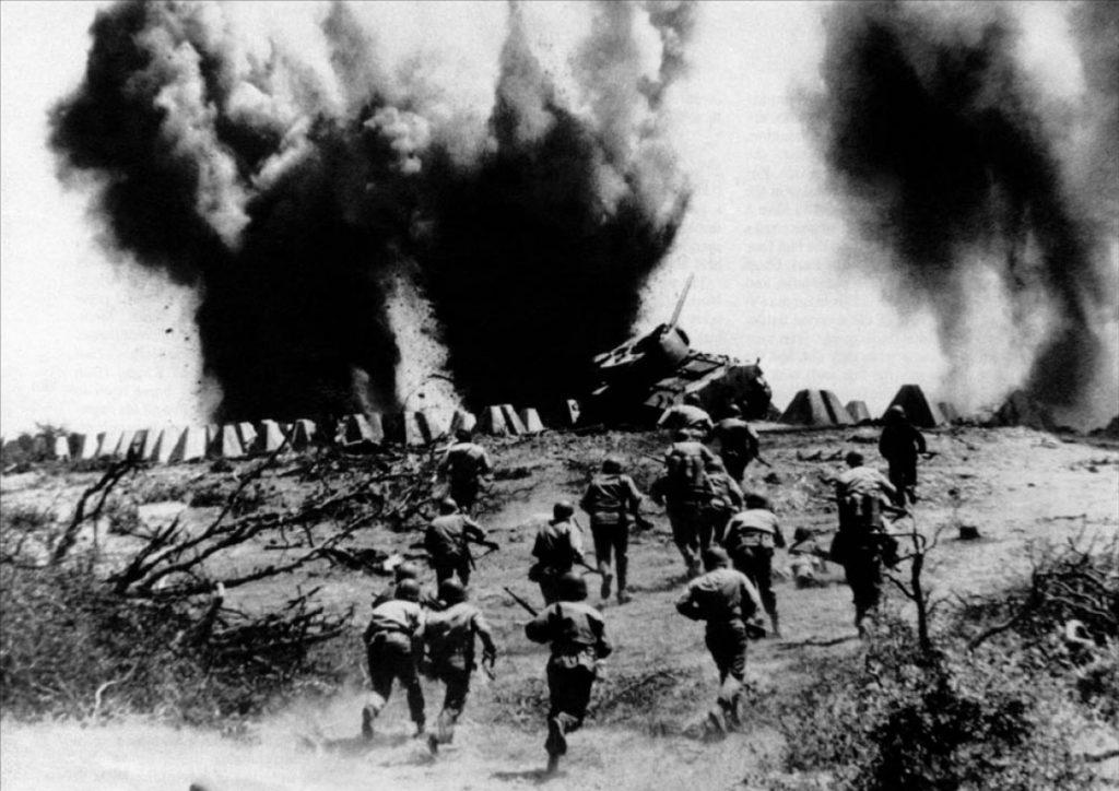 Le guerre sono inutili stragi senza vinti e vincitori