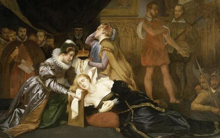 Maria Stuart: Una regina dalla vita tragica e turbolenta