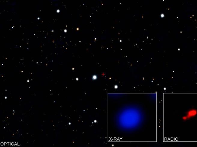 Buco nero più lontano mai osservato:13 miliardi di anni luce