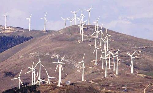 L'eolico europeo onshore potrebbe dare energia a tutto il mondo.