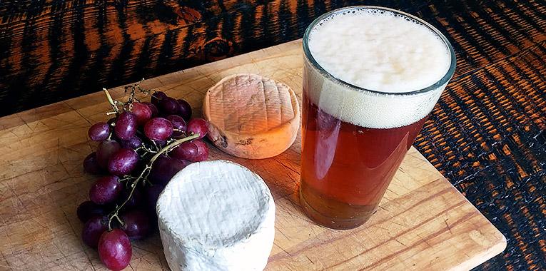 Birra con vino, matrimonio possibile? sembra di si!
