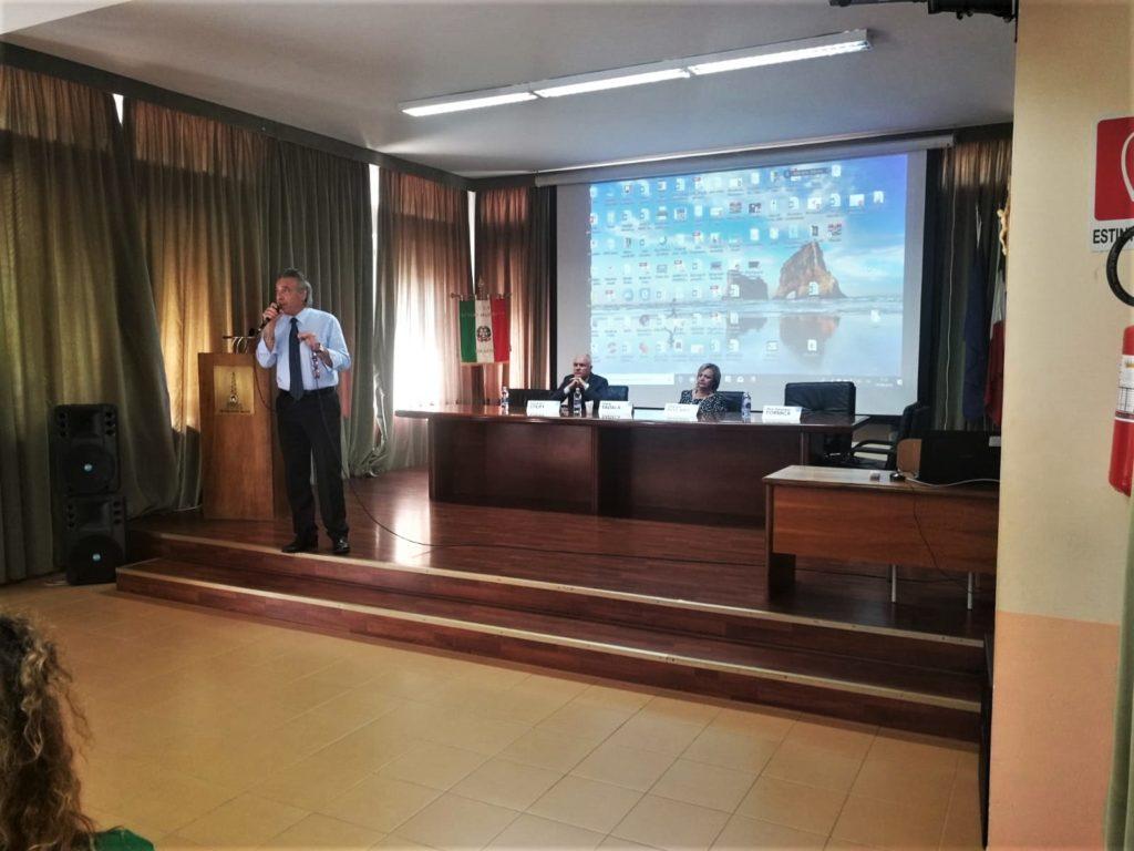 Corso di Laurea in Scienze e Tecnologie della Navigazione al Majorana