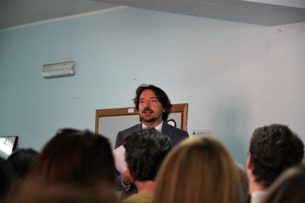 Il Prof. Alessandro Greco nuovo D.S. al Terzo Comprensivo Milazzo