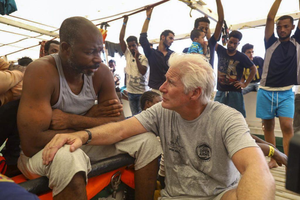 Richard Gere, per l'attore americano settant'anni e non li dimostra