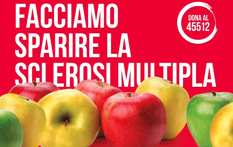 """""""La mela di AISM"""", l'I.C. D'Alcontres campione di solidarietà"""