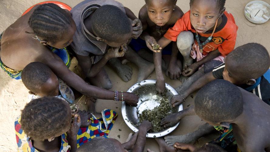 Giornata Mondiale dell'Alimentazione contro lo spreco di cibo