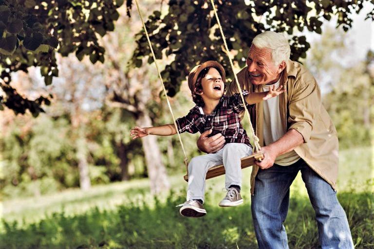 Festa dei nonni il 2 ottobre, loro si che sono da celebrare
