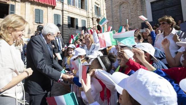Il Presidente Mattarella: L'orizzonte è un confine non un limite